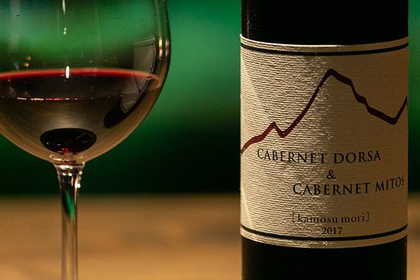 醸す森オリジナルワイン